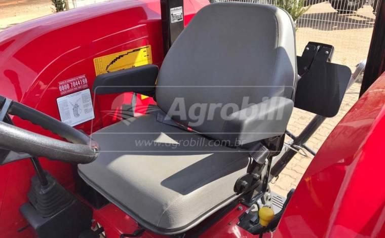 Trator Massey 4275 4×4 ano 2018 com 4 horas de uso, tração central !!! - Tratores - Massey Ferguson - Agrobill - Tratores, Implementos Agrícolas, Pneus