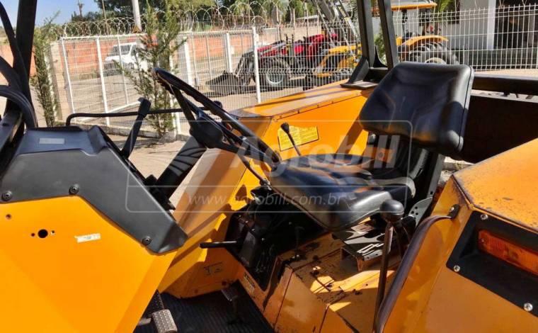 Trator Valmet 1280 4×4 ano 1994 c/ Lamina TATU (Embreagem e Bomba Injetora Nova) - Tratores - Valmet - Agrobill - Tratores, Implementos Agrícolas, Pneus