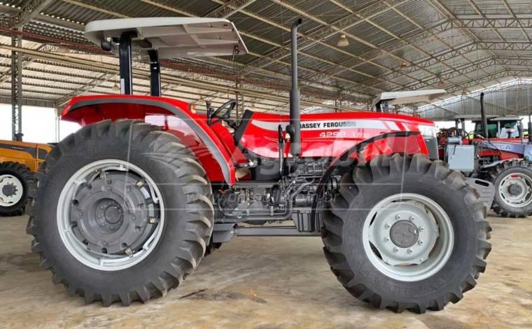 Trator Massey 4290 XTRA 4×4 ano 2020 Novinho ! - Tratores - Massey Ferguson - Agrobill - Tratores, Implementos Agrícolas, Pneus