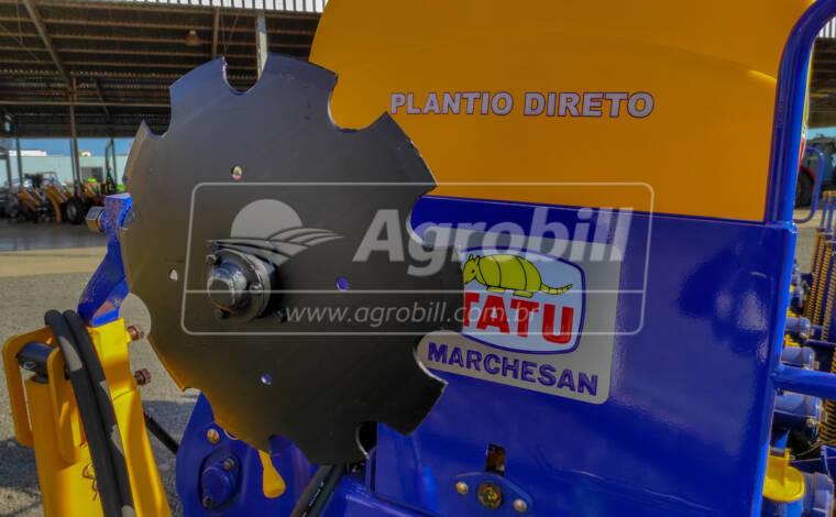 Plantadeira de Plantio Direto PST Plus 08/07 / com Marcador Hidráulico – Tatu Marchesan > Nova - Plantadeiras - Tatu Marchesan - Agrobill - Tratores, Implementos Agrícolas, Pneus
