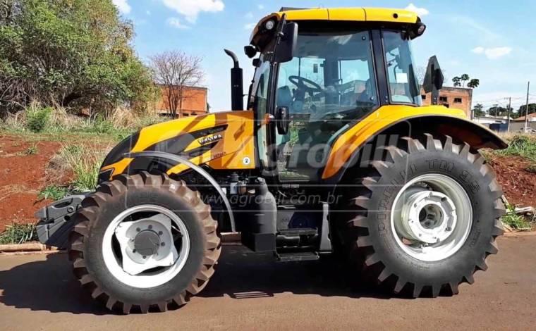 Trator Valtra A 134 4×4 Hytech ano 2019 semi novo - Tratores - Valtra - Agrobill - Tratores, Implementos Agrícolas, Pneus