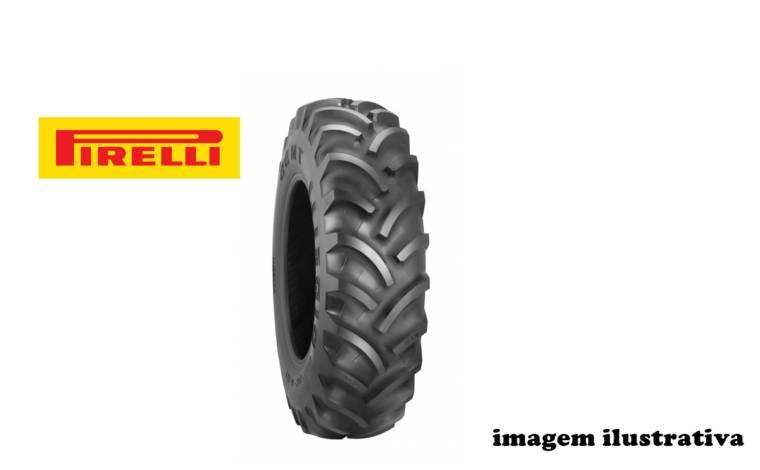 Pneu 12.4×28 / 06 Lonas – Pirelli – TM 95 > Novo * Preço Avista Para Retirada Em Loja * - 12.4x28 - Pirelli - Agrobill - Tratores, Implementos Agrícolas, Pneus