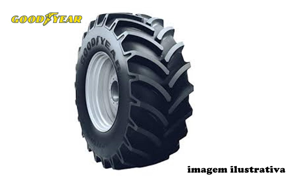 Pneu 600/65R28 / Radial – Goodyear – Titan > Novo * Preço Retirada Em Loja * - 600/65R28 - Goodyear - Agrobill - Tratores, Implementos Agrícolas, Pneus