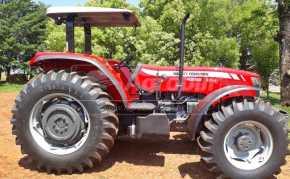 Trator Massey 4292 4×4 ano 2018 Semi Novo c/ 250 horas de uso !!! - Tratores - Massey Ferguson - Agrobill - Tratores, Implementos Agrícolas, Pneus