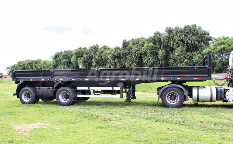 Carreta Carga Seca 10.5 metros 2 Eixos sem pneus – FACCHINI 0KM - Carga Seca - Facchini - Agrobill - Tratores, Implementos Agrícolas, Pneus