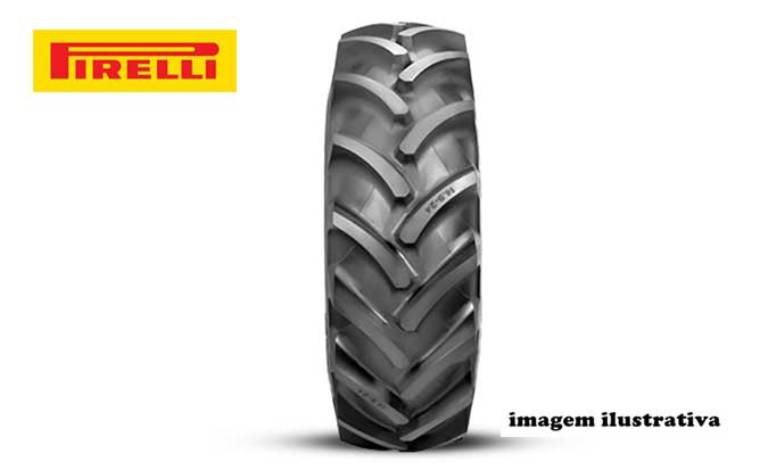 Pneu 14.9×24 / 06 Lonas – Pirelli – TM 75 – Tube Less > Novo - 14.9x24 - Pirelli - Agrobill - Tratores, Implementos Agrícolas, Pneus