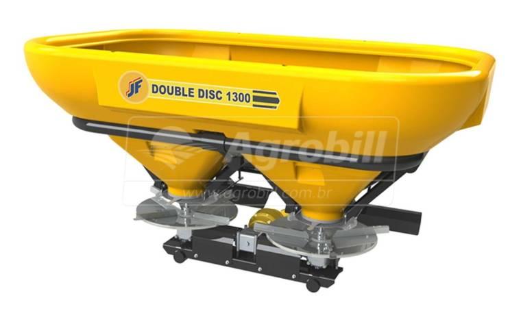 Distribuidor Semeador de Calcário e Fertilizantes JF Double Disc 1300 > Novo - Distribuidor de Calcário - JF - Agrobill - Tratores, Implementos Agrícolas, Pneus