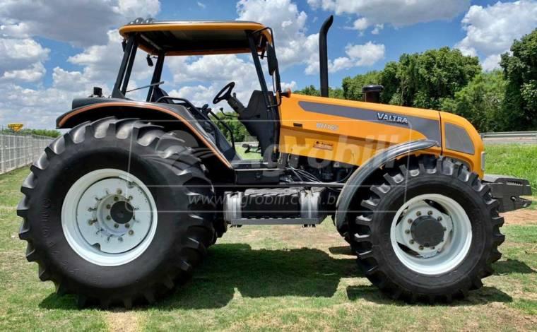 Trator Valtra BH 165 4×4 ano 2010  Único dono com 4699 horas, com nota fiscal de origem - Tratores - Valtra - Agrobill - Tratores, Implementos Agrícolas, Pneus
