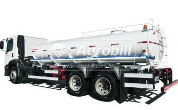 Tanque de Agua p/ caminhão, capacidade 15.000 litros FACCHINI 0KM - Tanque - Facchini - Agrobill - Tratores, Implementos Agrícolas, Pneus