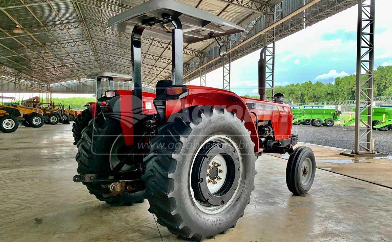 Trator Massey 275 4×2 Advanced ano 2008 - Tratores - Massey Ferguson - Agrobill - Tratores, Implementos Agrícolas, Pneus