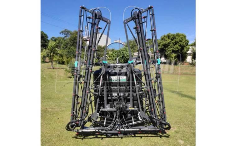 Pulverizador 1000 Litros BH Três Dobras com Barras de 16M / Bijet / Bomba JP 75 / Comando 4 vias / Kit Reabastecedor – Panter > Novo - Pulverizadores - Panter - Agrobill - Tratores, Implementos Agrícolas, Pneus
