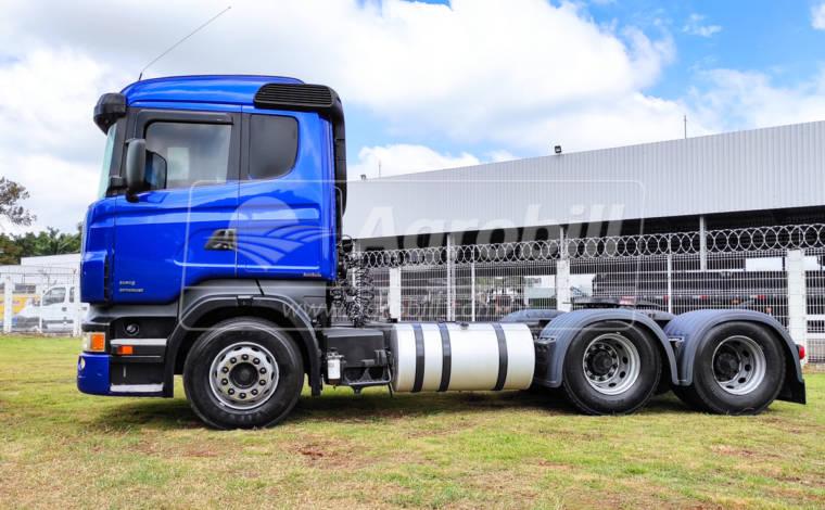 Caminhão Scania R440 6X4 Ano 2013 > Usado - Caminhões - Scania - Agrobill - Tratores, Implementos Agrícolas, Pneus