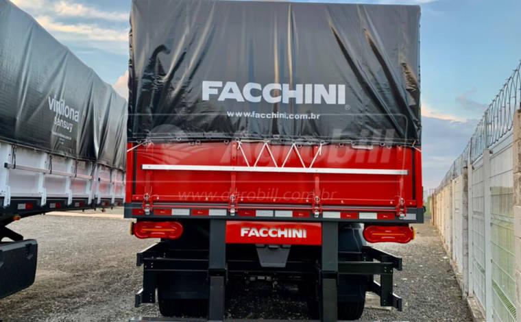 Carreta Graneleira 13.5 metros cor Vermelha s/ pneus FACCHINI – 0Km – A PRONTA ENTREGA ! - Graneleiro - Facchini - Agrobill - Tratores, Implementos Agrícolas, Pneus