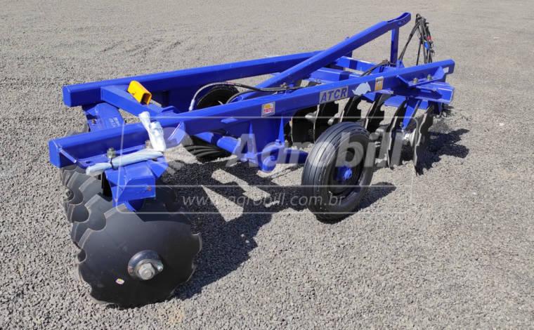 Grade Aradora Controle Remoto ATCR 14 x 26″ x 6 mm DM – Tatu > Nova - Grades Aradoras - Tatu Marchesan - Agrobill - Tratores, Implementos Agrícolas, Pneus