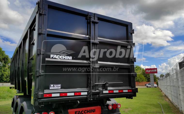 Carreta Caçamba 40m³ Rebaixada S/ Pneus FACCHINI 0km PRONTA ENTREGA - Carreta Basculante - Facchini - Agrobill - Tratores, Implementos Agrícolas, Pneus