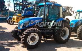 Trator New Holland TL 5.80 E 4×4 ano 2021 – Novo - Tratores - New Holland - Agrobill - Tratores, Implementos Agrícolas, Pneus