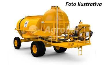 Abastecedor Pulverizador Rodoviário ABAPU Max Calda 12500L / sem Pneus – Mepel > Novo - Tanque de Água - Mepel - Agrobill - Tratores, Implementos Agrícolas, Pneus