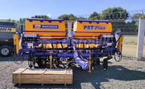 Plantadeira de Arrasto PST Plus 08/07 / com Marcador Hidráulico – Tatu Marchesan > Nova - Plantadeiras - Tatu Marchesan - Agrobill - Tratores, Implementos Agrícolas, Pneus