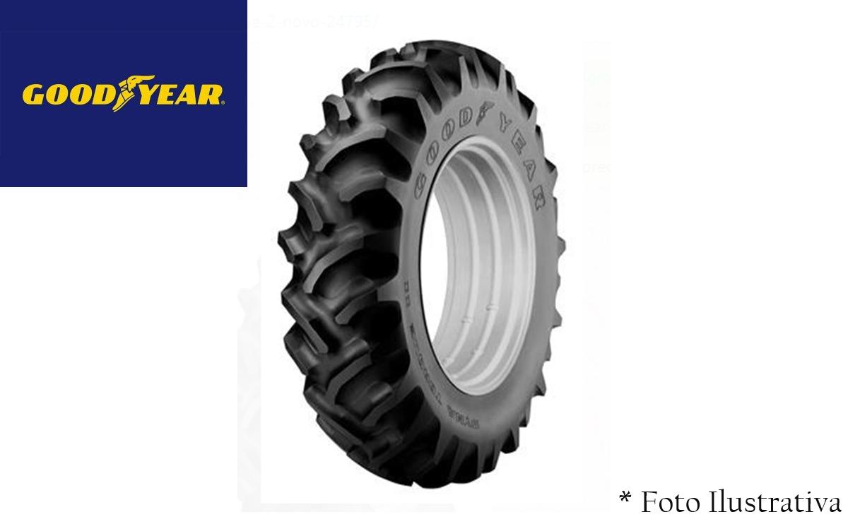 Pneu 11.2×28 / 16 Lonas – Goodyear – Dyna torque 2 > Novo - 11.2x28 - Goodyear - Agrobill - Tratores, Implementos Agrícolas, Pneus