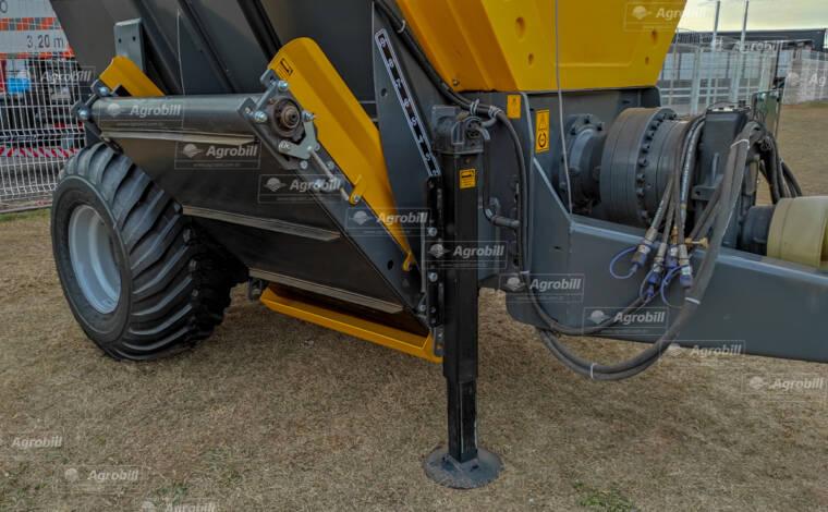Vagão Misturador JF Mix 4000 / com Balança / sem Desensilador > Usado - Vagão Misturador - JF - Agrobill - Tratores, Implementos Agrícolas, Pneus