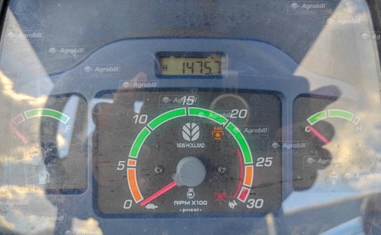 Trator New Holland TT 3840 4×4 ano 2012 c/ 1475 horas - Tratores - New Holland - Agrobill - Tratores, Implementos Agrícolas, Pneus