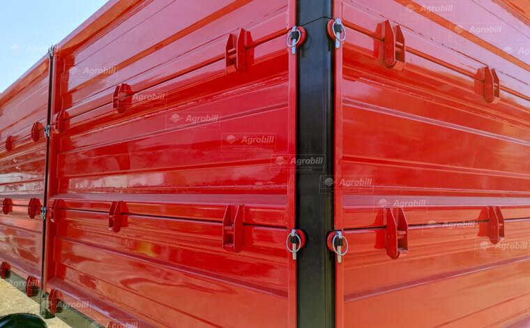 Carreta Agrícola Basculante Hidráulica 8.000 Kg / Tandem / Aro 15,5 / Sem Pneus / 12 m³ – Facchini > Nova - Carreta Agrícola Metálica - Facchini - Agrobill - Tratores, Implementos Agrícolas, Pneus