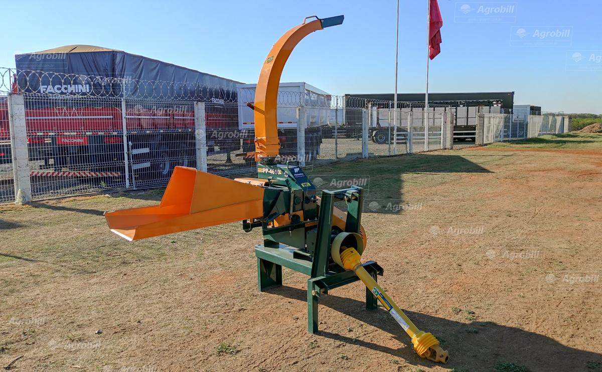 Ensiladeira / Picadeira PP-4610 / para trator AT 90º / sem Afiador – Pinheiro > Nova - Ensiladeira - Pinheiro - Agrobill - Tratores, Implementos Agrícolas, Pneus