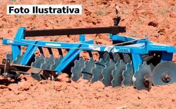 Grade Niveladora GNL 42 x 22″ x 3,50 / com Discos Mistos / com Mancal DM – Tatu > Nova - Grades Niveladoras - Tatu Marchesan - Agrobill - Tratores, Implementos Agrícolas, Pneus