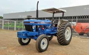 Trator Ford 6610 4×2 ano 1993 - Tratores - New Holland - Agrobill - Tratores, Implementos Agrícolas, Pneus