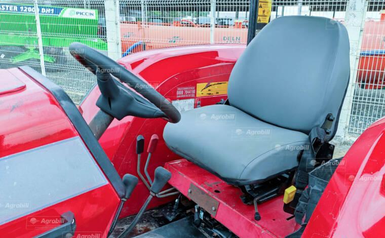 Trator Massey 283 4×4 Advanced ano 2009 - Tratores - Massey Ferguson - Agrobill - Tratores, Implementos Agrícolas, Pneus