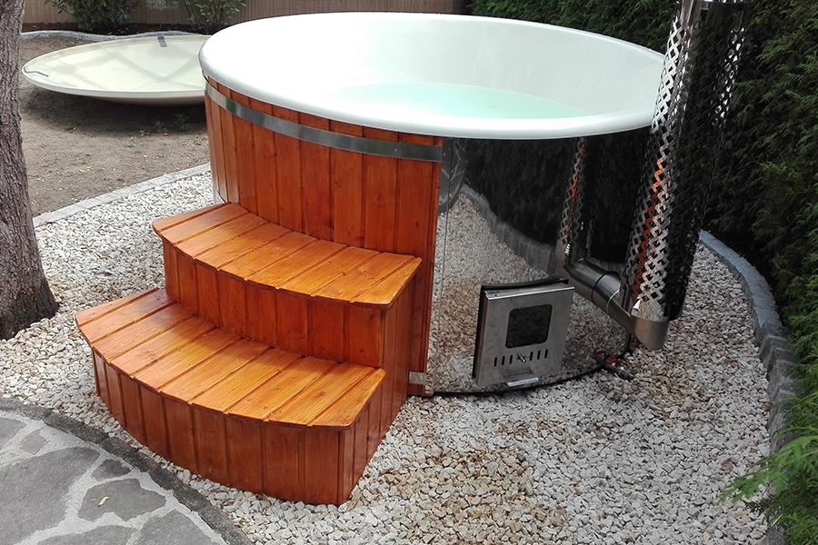 bain nordique fibre de verre