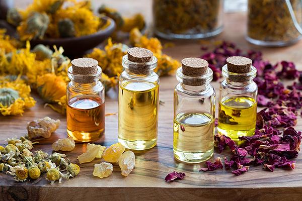 huiles essentielles pour bain nordique
