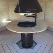 Intérieur Kota Grill - Plancher standard