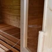 Sauna Horizontal Tonneau