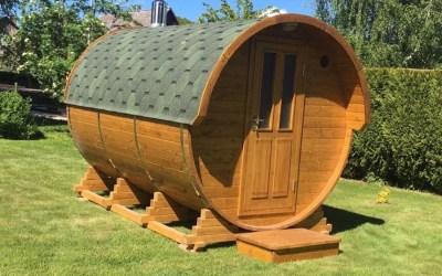 sauna en bois: tous nos conseils pour son entretien