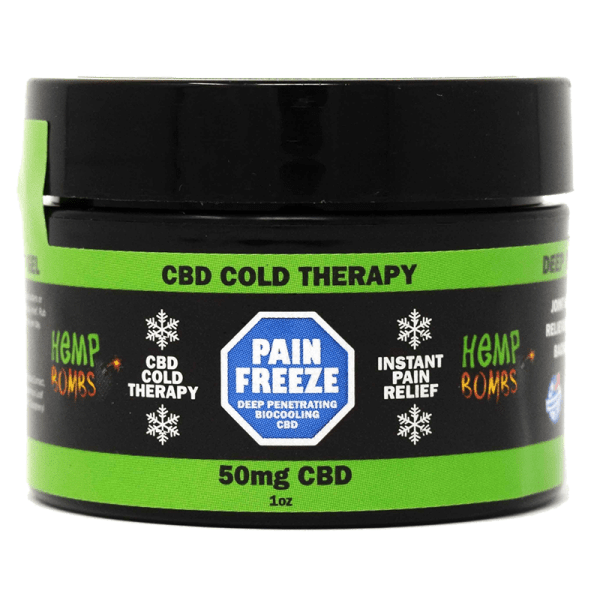 Full Spectrum CBD Balm pain freeze