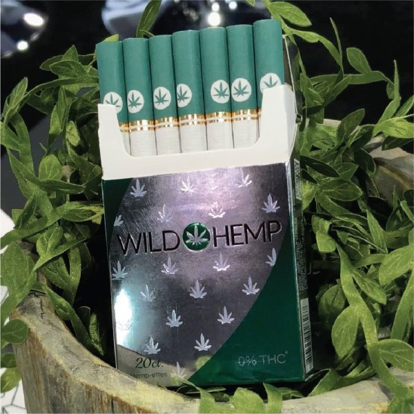 Wild Hemp Hemp-ette pack of 20