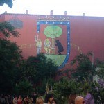 Huerto comunitario en Madrid: ESTA ES UNA PLAZA Lavapiés