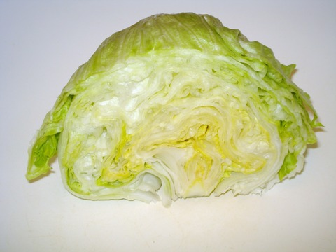 Lechuga iceberg