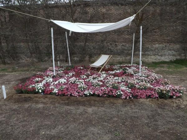 """Jardín Relax"" por Zoa Martínez Salamero, Rocío Rengifo Abbad y Teresa Vicente Franqueira"