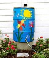 Cómo recoger el agua de lluvia en el huerto: Muy sencillo