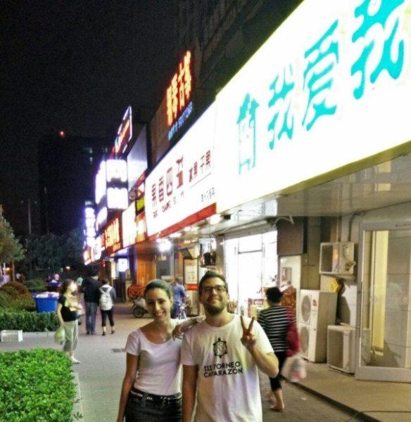 Buscando Huertos Urbanos en China
