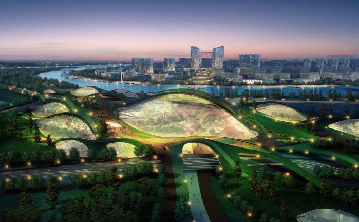 Tianjin Eco-City