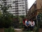 Huerto urbano en Shanghai:  Jiashan Skyfarm