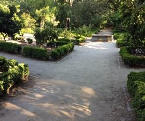 Huerto del Jardín Botánico de Madrid