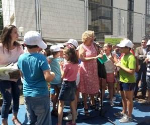 Rede de huertos escolares de Madrid