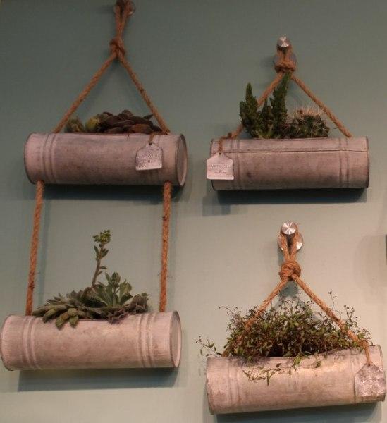 Materiales reciclados para el huerto urbano