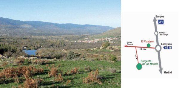 Centro de educación ambiental en Madrid