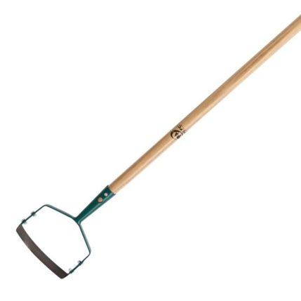 herramientas de jardinería: rascador