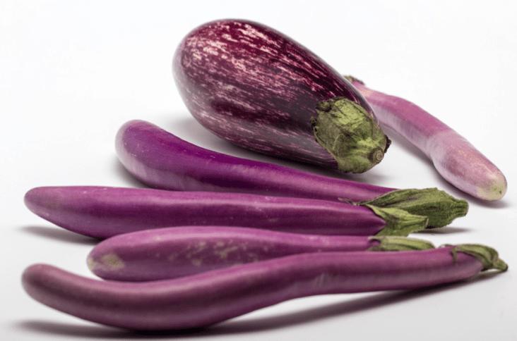 Variedades de Berenjena que más se cultivan en el mundo